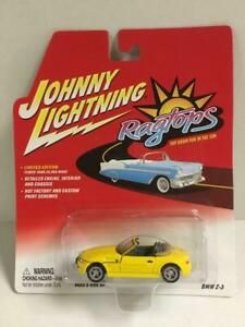 Johnny Lightning 1:64 Die cast Ragtops BMW Z-3 Convertible