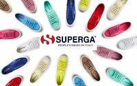 Scarpe SUPERGA 2750 2754 COTU CLASSIC Sneaker Sportive  Uomo/Donna Fashion Shoes