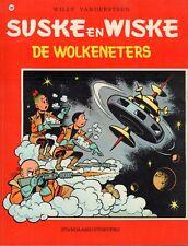SUSKE EN WISKE 109 - DE WOLKENETERS