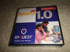 Qty. 2 of NEW SYQUEST  SparQ 1.0GB Cartridge PC Formated   111269-001.A