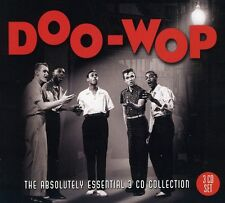 Various Artists - Doo-Wop: Absolutely Essential 3CD Collection / Various [New CD