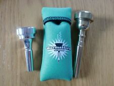 More details for warmahorn trumpet/cornet mouthpiece pouch, neoprene, funky colours just £4.99