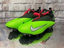 Nike Jr Phantom VSN 2 Elite DF FG/MG Green Soccer Size 5Y CD4062-306 MSRP $175