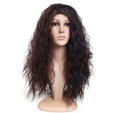 Anime Movie Polynesia princess Moana Black Brown Hair Cosplay wig 2019