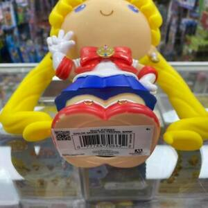 "Cute Sailormoon 9"" Inches PVC Bust Coin Bank Novelty"