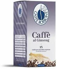 72 Cialde Borbone Ese 44mm Caffè al Ginseng Filtro In Carta