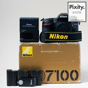 Nikon D7100 (Body Only) 24.1 Megapixel DSLR Camera #00265