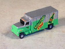 N Scale Mountain Due Beverage Truck