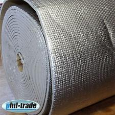 1m² Dämmmatte Anti Dröhn Matte Bitumen-Ersatz 1x1 m thermisch akustisch mit Alu
