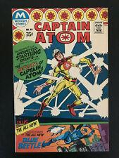 Captain Atom #83 1977 Charlton Comic Book Blue Beetle