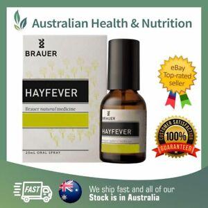 BRAUER HAYFEVER SPRAY 20ML // RELIEVE SYMPTOMS NATURALLY + FREE SHIPPING