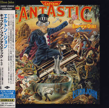 "ELTON JOHN ""CAPTAIN FANTASTIC AND THE..."" JAPAN Mini LP CD UICY-9109 *SEALED*"