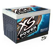 Xs Power D3400 Xs Series 12V 3,300 Amp Agm High Output Battery M6 Terminal