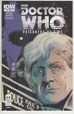 DOCTOR WHO: PRISONERS OF TIME #3 (Mar. 2013) NM- Third Doctor IDW Publishing