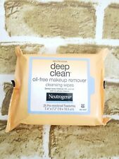 Neutrogena Oil-Free Eye Makeup Remover Cleansing Wipes