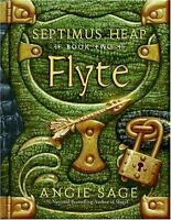 Flyte (Septimus Heap, Book 2) by Angie Sage