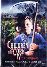 CHILDREN OF THE CORN IV: The Gathering, Stephen King, DVD, Widescreen, 2001 NEW