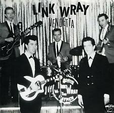 LINK WRAY & RAYMEN Vendetta 7 NEW mummies gories sonics bunker hill back grave