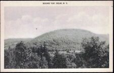 Round Top, east of Delhi, NY   VINTAGE