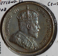 Straits Settlements 1908 Cent  S0253 combine shipping