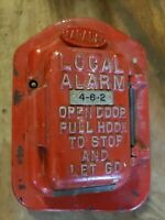 Faraday Vintage Fire Alarm