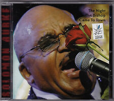 SOLOMON BURKE THE NIGHT THE BISHOP CAME TO TOWN CD Otis Redding Sam Cooke