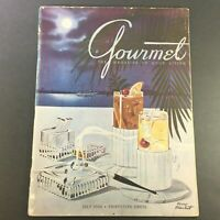 VTG Gourmet The Magazine of Good Living July 1946 - The Maple Mountaineers
