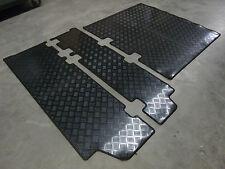 $$$ Gummi Fußmatte für VW T5 Caravelle + Fahrgastraum + Kofferraum + Gummimatte