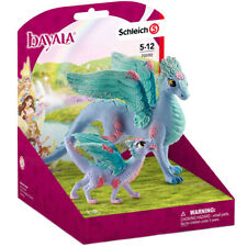 Schleich Bayala Blossom Dragon Mother & Child Figure Pack - 70592