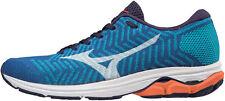 Mizuno WaveKnit R2 Mens Running Shoes - Blue