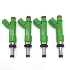Set of (4) Fuel injector 23250-0V030 for Toyota Camry RAV4 Scion tC L4 LEXUS