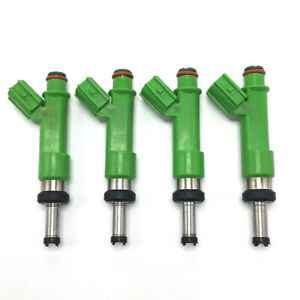 Set (4) Fuel Injectors 23209-39175 for Toyota Camry RAV4 2009-2012 Scion TC 2.5L