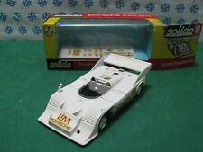 Vintage Solido serie 100 -  PORSCHE  CAN-AM  à Compresseur   -  1/43 Solido 18