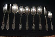Lot ménagère diverse - poinçon  Dussop - argenterie 1910 -1930