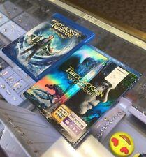 BLU-RAY Percy Jackson: Sea of Monsters / The Lightning Thief