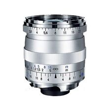 New Zeiss BIOGON  T * 21mm f2.8 ZM Lens for Leica - Silver - Made in JAPAN