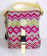 Kipling Lancelot Shoulder Bag Print Handbag - Zig Zag