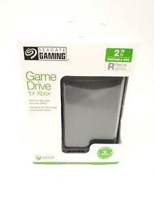 Seagate Game Drive 2TB External Portable Hard Drive HDD Xbox