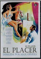 El placer (DVD Nuevo)
