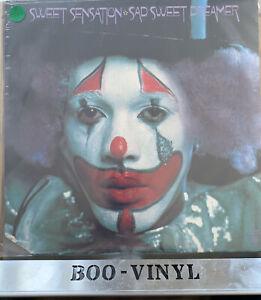 SWEET SENSATION SEALED Sad Sweet Dreamer - 1975 10 Track Vinyl Record