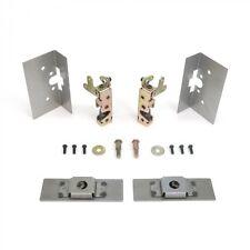 Suicide Door Latch Pair Small Install Kit Ratrod Hotrod Steet Rod Custom Part