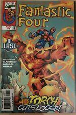 Fantastic Four #8 Heroes Return Marvel Comics