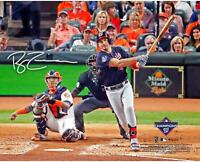 Ryan Zimmerman Washington Nationals Signed 2019 World Series Champs 8 x 10 Photo