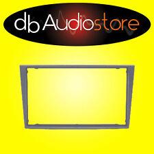 MA/296GR Mascherina Autoradio Doppio 2 DIN Opel Zafira Adattatore Cornice Radio