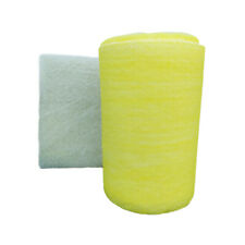 Paint Spray Booth Exhaust Filter Roll 205x 300 Ft 22 Gram Heavy Duty
