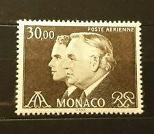 TIMBRES MONACO 30fr n°104 POSTE AERIENNE NEUF** LUXE