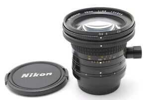 【MINT】Nikon PC-Nikkor 28mm f/3.5 Shift Wide Angle Lens From JAPAN