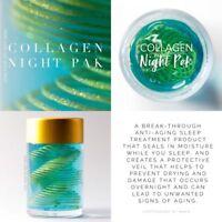 Collagen Night Pak - SeneDerm - Advanced Anti-Aging SeneGence - Full size