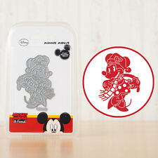 Officiel Disney Minnie Mouse Die-from the vintage Mickey Mouse & Friends Gamme
