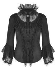 Maglie e camicie da donna camicetta in misto cotone taglia M